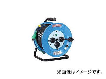 日動工業/NICHIDO 電工ドラム 防雨防塵型100Vドラム アース付 30m NPWE33(2902052) JAN:4937305035764