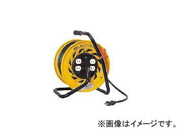 日動工業/NICHIDO 電工ドラム マジックリール 100V 2芯 30m Z304D(1645102) JAN:4937305031636