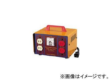 日動工業/NICHIDO 変圧器 昇圧器ハイパワー 2KVA 2芯タイプ M20(1257595) JAN:4937305005033