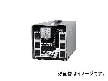 育良精機/IKURA ポータブルトランス(降圧器) PT50D(2884054) JAN:4992873111975