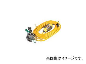 ハタヤリミテッド/HATAYA ブレーカー付延長コード BFX103KC(3601480) JAN:4930510419657