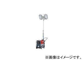 格安新品  SML210LBG(4198450):オートパーツエージェンシー2号店 やまびこ/YAMABIKO バッテリーLED投光機110W2灯式ミニライト-DIY・工具