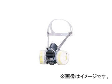 重松製作所 取替え式防じんマスク DR80SN3M(4231422) JAN:4959382115610