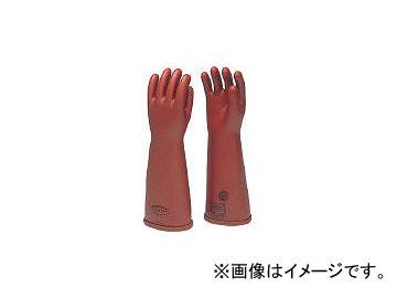 渡部工業/WATABE 電気用ゴム手袋普通 型大 530(4299621) JAN:4562395860219
