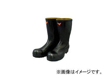 シバタ工業/SHIBATA 安全耐油長靴(黒) SB02129.0(3242366) JAN:4582281920926