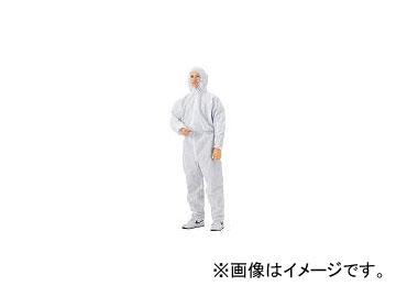 日本製紙クレシア/CRECIA クリーンガードCX ツナギ服 LLサイズ 68220(2791544) JAN:4901750682200