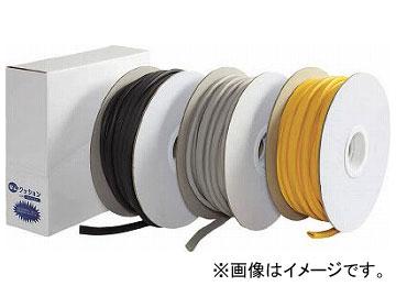 トラスコ中山/TRUSCO 安心クッションはさみこみ型ロール巻き 30m 黒 TAC930BK(3747751) JAN:4989999035513