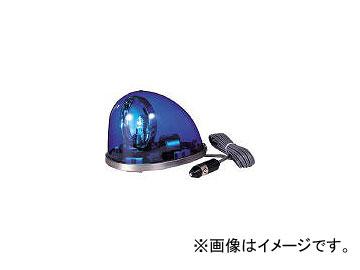 パトライト/PATLITE 流線型回転灯 青 HKFM102B B(3030415) JAN:4938766002272