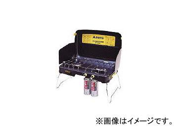 新富士バーナー/SHINFUJI ツーバーナー ST525(4182707) JAN:4953571075259