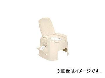 新輝合成/SHINKIGOSEI ポータブルトイレデラックス型 7426(4046421) JAN:4973221074265