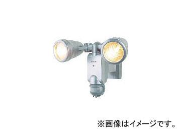 ムサシ/MUSASHI センサーライト180°ハロゲン100WX2 PA520(3756157) JAN:4954849605208
