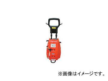 スーパー工業/SUPER-ACE 高圧洗浄機100Vモータータイプカート付水道直結6MPa SH0807KA