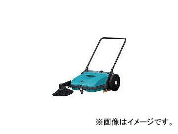 蔵王産業 掃除機 手押し式スイーパー シルバーEVプラス EVPLUS