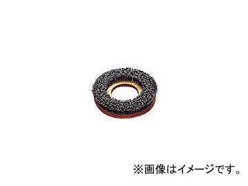 山崎産業/YAMAZAKI コンドル (ポリシャー用ブラシ)ワイヤーブラシ 14インチ E1214(1717197) JAN:4903180318940