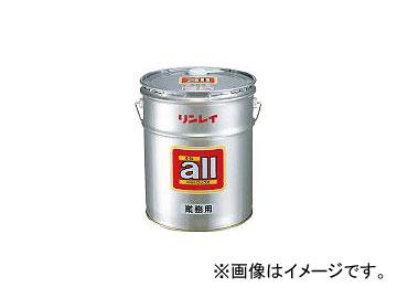 リンレイ/RINREI 床用樹脂ワックス オール 木床用 18L 573731(4232186)