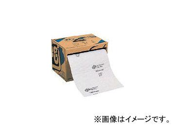 エー・エム・プロダクツ/AMPRO pig 油専用フォーインワンピグマット ミシン目入り (1巻/箱) MAT484A(3646891)