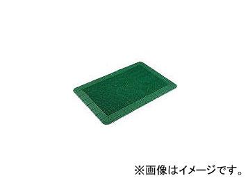山崎産業/YAMAZAKI コンドル (屋外用マット)エバックハイローリングマットDX #6 緑 F1216 GN(5003768) JAN:4903180503780