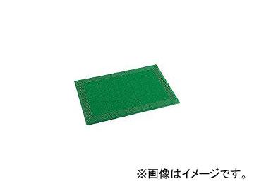 テラモト/TERAMOTO テラエルボーマット900×1800mm緑 MR0520561(3685471) JAN:4904771122212