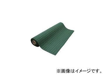 トーワ/TOWA ダイヤマットグリッド 920mm幅×10m グリーン色 DMGRA9202(3611701)