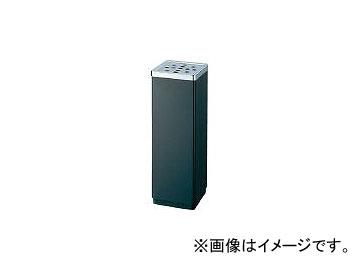 送料無料 山崎産業 YAMAZAKI コンドル 灰皿 スモーキング YS55LIDBK JAN:4903180102839 営業 YS-106B消煙 黒 豊富な品 3057313