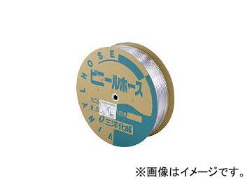 三洋化成/SANYOKASEI 透明ホース9×12 100mドラム巻 TM912D100T(3974235) JAN:4973692110431