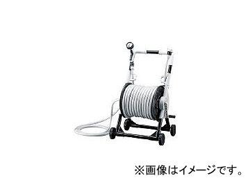 アイリスオーヤマ/IRISOHYAMA 散水用品 キャリングホースリール50m グレー 50M(3228657) JAN:4905009072682