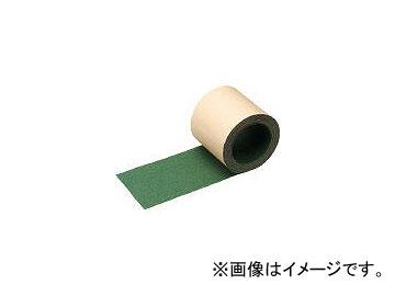ノリタケコーテッドアブレーシブ/NORITAKE ノンスリップテープ 100×18m 緑 NSP10180 GN(3370801) JAN:4954425111260