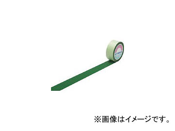 GT-501G オレフィン樹脂 緑色 148052(3631907) JAN:4932134118985 50mm幅×100m 日本緑十字社