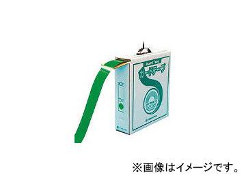 日本緑十字社 GTH-501G 再剥離タイプ 50mm幅×100m 緑色 149032(3632008) JAN:4932134130321