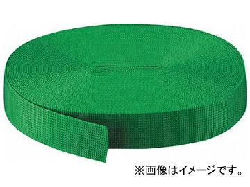 トラスコ中山/TRUSCO PPベルト幅40mm×長さ50m 緑 PPB4050 GN(5114047) JAN:4989999230369