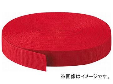 トラスコ中山/TRUSCO PPベルト幅40mm×長さ50m 赤 PPB4050 R(5114021) JAN:4989999230338