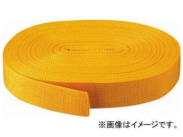 トラスコ中山/TRUSCO PPベルト幅40mm×長さ50m 黄 PPB4050 Y(5114055) JAN:4989999230352