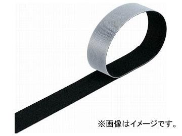 トラスコ中山/TRUSCO マジックバンド結束テープ 両面 幅40m×長さ30m 黒 MKT40WBK(3619923) JAN:4989999098624