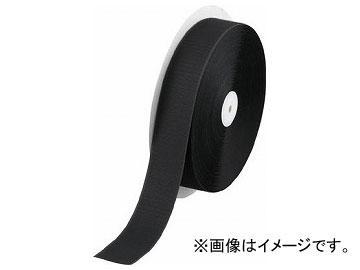 トラスコ中山/TRUSCO 面ファスナー 縫製用A側 幅50mm×長さ25m 黒 TMAH5025BK(3619524) JAN:4989999098228