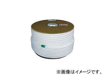ユタカメイク/YUTAKAMAKE ポリエステルロープドラム巻 5φ×200m PRS9(3708900) JAN:4903599063004