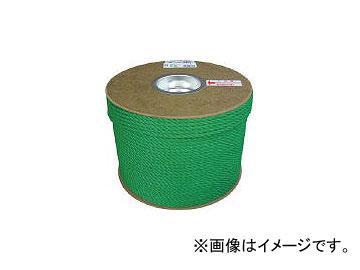 ユタカメイク/YUTAKAMAKE PEカラーロープドラム巻 6φ×200m PRE103(3708691) JAN:4903599062793