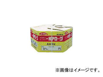 ユタカメイク/YUTAKAMAKE KPメーターパックロープ 6mm×200m KMP6(3675777) JAN:4903599055696