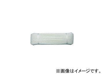 ユタカメイク/YUTAKAMAKE ロープ ビニロンSトラックロープ(OB) 12×30 TRV6(3677460) JAN:4903599220247