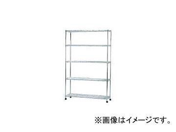 アイリスオーヤマ/IRISOHYAMA スチールラック メタルミニ(キャスター付)1100×350×1745 MTO1118C(3285332) JAN:4905009309900