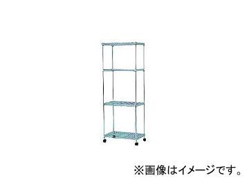 アイリスオーヤマ/IRISOHYAMA スチールラック メタルミニ(キャスター付)550×350×1490 MTO5515C(3285251) JAN:4905009256877