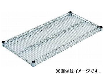 トラスコ中山/TRUSCO ステンレス製メッシュラック用棚板 602×305 SES23S(2565218) JAN:4989999744606