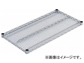 トラスコ中山/TRUSCO ステンレス製メッシュラック用棚板 905×457 SES34S(2310708) JAN:4989999661453