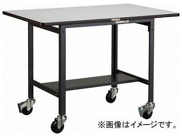 トラスコ中山/TRUSCO EWP型作業台 1200×750 φ100キャスター付 EWP1275C100(3031934) JAN:4989999587357