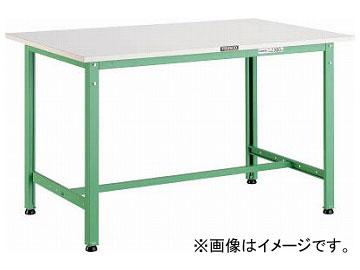 トラスコ中山/TRUSCO AE型作業台 900×600×H740 YG色 AE0960YG
