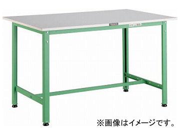 トラスコ中山/TRUSCO RAE型作業台 900×450×H740 YG色 RAE0945YG