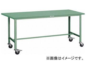 トラスコ中山/TRUSCO SAE型作業台 1800×750 φ100キャスター付 SAE1800C100(3031811) JAN:4989999587326