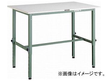 トラスコ中山/TRUSCO AEM型高さ調節作業台 1200×900 AEM1209(2850991) JAN:4989999813951