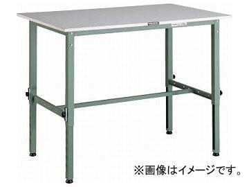 トラスコ中山/TRUSCO RAEM型高さ調節作業台 1200×750 RAEM1200(2851091) JAN:4989999814057