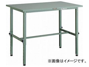トラスコ中山/TRUSCO 900×750 JAN:4989999813814 SAEM型高さ調節作業台 SAEM0975(2850851)