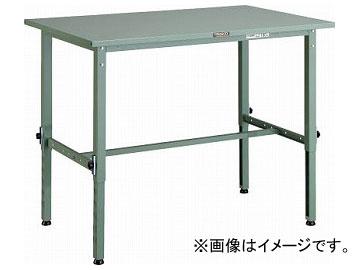 トラスコ中山/TRUSCO SAEM型高さ調節作業台 1200×900 SAEM1209(2850885) JAN:4989999813845